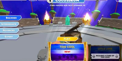 Keys & Kingdoms update - playing piano songs in the colosseum