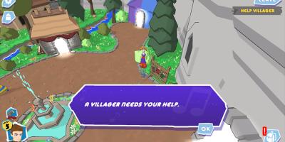 Keys and Kingdoms screenshot gameplay 1a